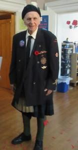 MrHatch in Uniform